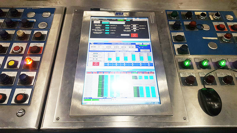 Monroe Automation Control for Pickling