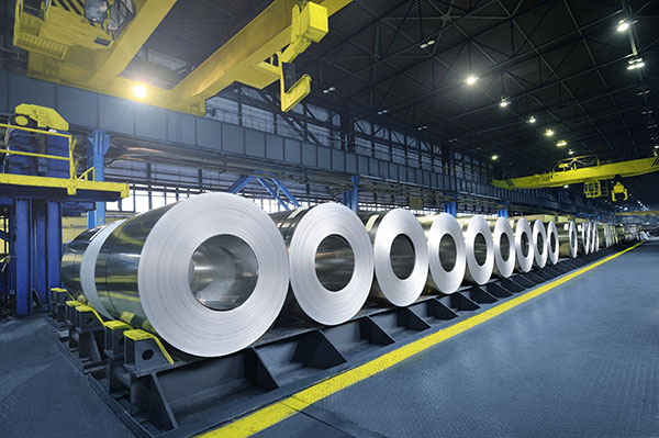 Steel Coil Line